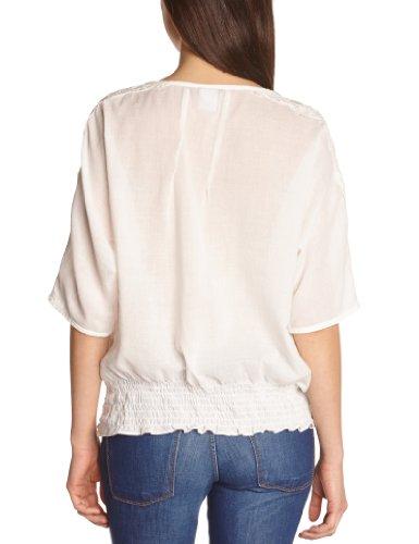Vero Moda - Maglietta, donna Bianco (Blanc (Snow White))