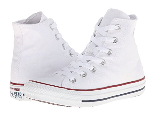 Converse - Chuck Taylor All Star Mono Hi - Sneakers Haute - Mixte Adulte Optical White