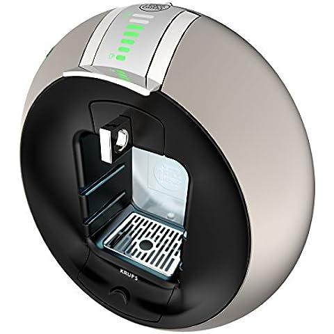 Krups Dolce Gusto Circolo  - Máquina de café (Automática,  Flow Stop, 15 bar) Titan