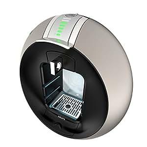 Krups KP 510T Nescafé Dolce Gusto Circolo Kaffeekapselmaschine (automatisch) titanium