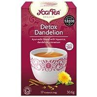 Yogi tea Detox Bio (Pack de 6) preisvergleich bei billige-tabletten.eu