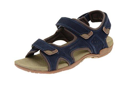 Sandale Geox Respira S.Summer B Sandalen in blau Herren