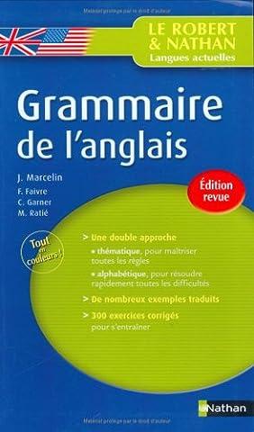 Grammaire de l'anglais, édition 2006