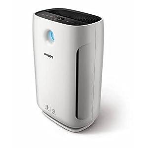 Philips AC2887/10 Luftreiniger (für Allergiker, bis zu 79m², CADR 333m³/h, AeraSense Sensor) weiß