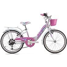 Amazonit Bicicletta Bimba 20 Pollici 4 Stelle E Più