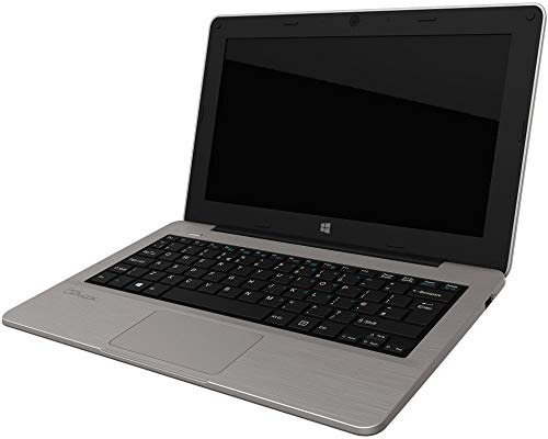Micromax Lapbook Atom 11.6-inch Laptop (2GB/32GB/Windows 10/Silver/1.3kg), L1161