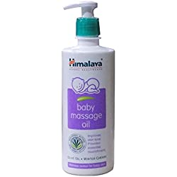 Himalaya Baby Massage Oil, 500ml