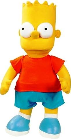 United Labels 1000183 - Plüschfigur Bart Simpsons (Große Weihnachts-elfen)