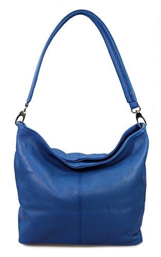 ioiomio-borsetta-per-le-iconer-sacs-portes-epaule-femme-bleu-bleu-roi-taille-unique