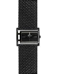 Reloj Yonger pour elle mujer negro–DCN 1467/01C