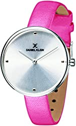 Daniel Klein Analog Silver Dial Womens Watch-DK11382-7