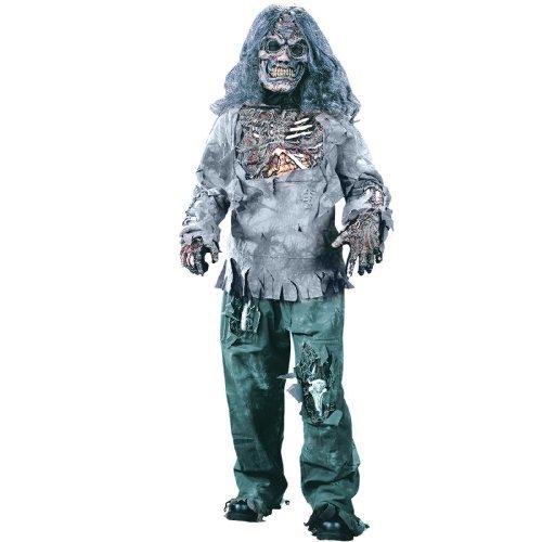 Child Zombie Costume - Medium Fancy Dress