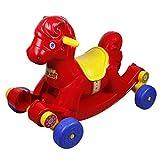 Toyzone Impex Pvt Ltd Derby Horse - Rock & Swing Rideon