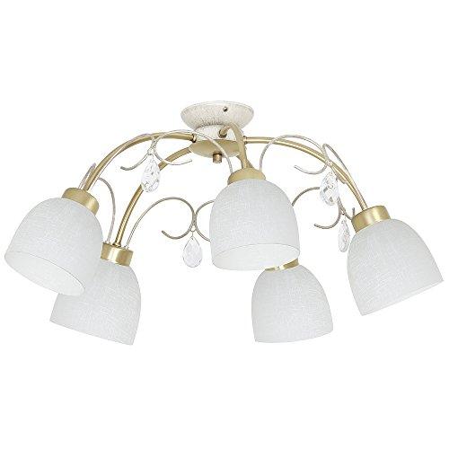 Wandleuchte Bravo white 5 Wandlampe Lampe