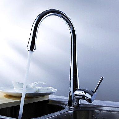 Küchenarmaturen Moderne Küche Wasserhahn - Chrom-Finish -