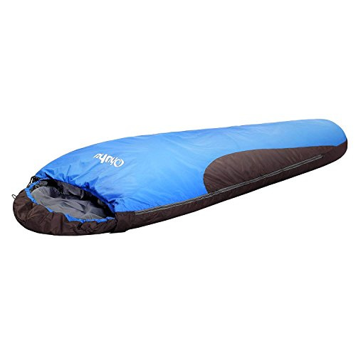 Ohuhu - Saco de Dormir Tipo Momia de 84 x 221 cm