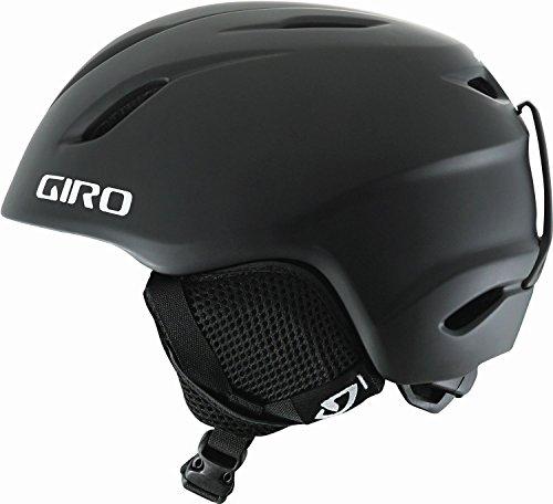 Giro Kinder Skihelm Launch, Mat Black, XS/S, 240073-009
