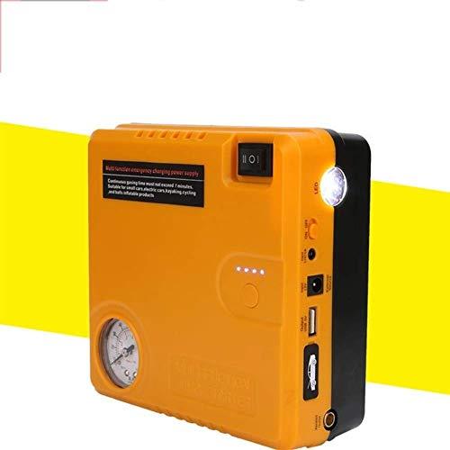 Kylinttc Mini Auto Starthilfe 200A Peak 13500mAh, 12V Auto Batterie Jumper Motor Batterieladegerät Portable Power Bank für Autos, LKW, SUV mit USB Quick Charge