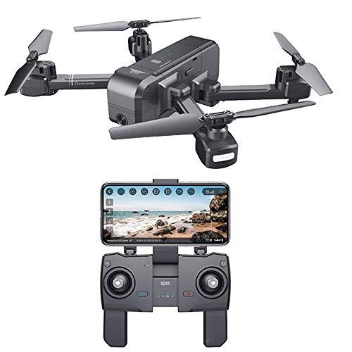 JERFER Sj R/C Z5 1080P Fotocamera Grandangolare WiFi FPV Drone GPS Auto Ritorno Follow Me