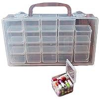 Wasserdichter Pillen-Kasten-Medizin-Speicher-Organisator-Behälter-Fall im Freien, A5 preisvergleich bei billige-tabletten.eu