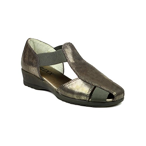 The Flexx ,  Sandali donna Metallico