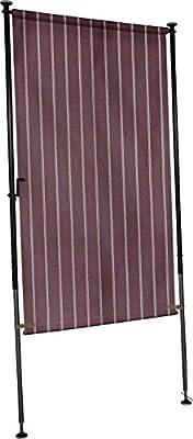 Angerer Balkon Sichtschutz Nr. 2200 bordeaux, 150 cm breit, 2317/2200 von Angerer Freizeitmöbel bei Gartenmöbel von Du und Dein Garten