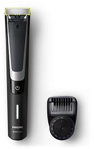 Philips OneBlade Pro QP6510/30, Trimmen, Stylen, Rasieren / Präzisionskamm für 12Längen