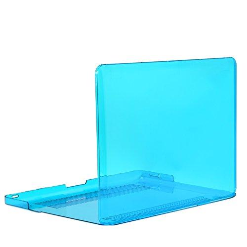 Gebraucht, FSKcase? Topcase Aqua Blau Crystal See Thru Hard Case gebraucht kaufen  Wird an jeden Ort in Deutschland