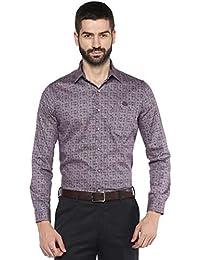 [Sponsored]SPEAK Mens Cotton Party Wear/Formal Prints Shirt - B07G5ZLQZ4