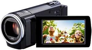 JVC GZ-E15 Full HD Digital Camcorder - Black (1.5MP, 40x Optical Zoom) 2.7 inch LCD Screen