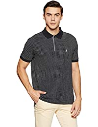 Nautica Men's Printed Slim Fit T-Shirt