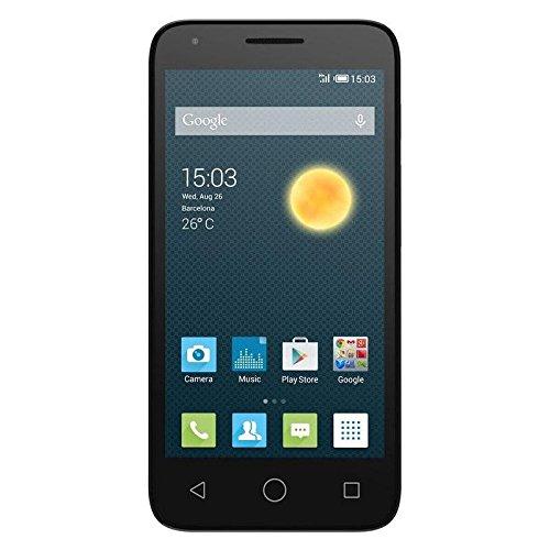 ZTE Blade L3-Smartphone déverrouillé de 5 pouces (1 Go de RAM 8GB de mémoire interne Android Noir)