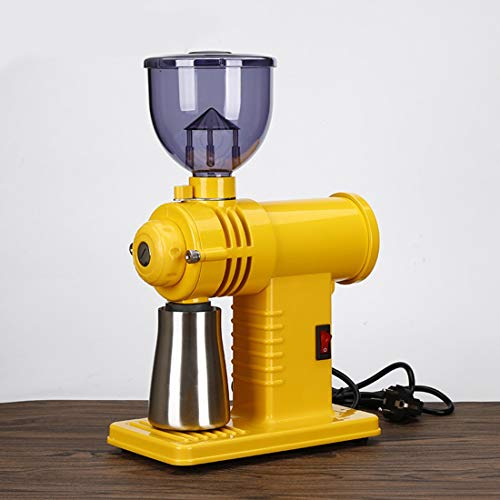 Yajiemei Elektrischer Schleifer-Geist-Zahn-Schneider-Kleiner Stahlgun-Schleifer (Color : Yellow)