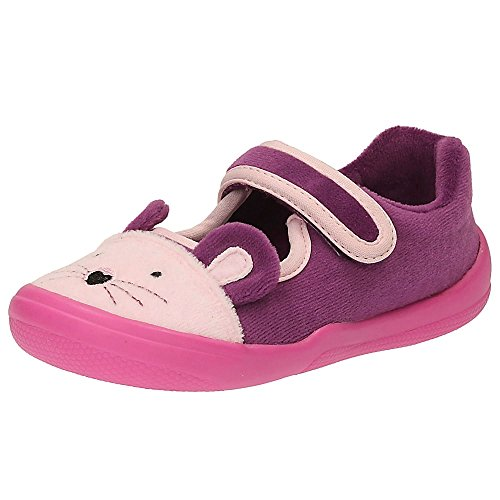 clarks-cuba-candy-infant-girls-pink-mouse-slippers-75-std-unless-stated-in-colour-pink-combi