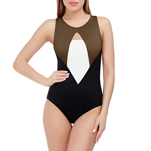 7529376a7956 ZYUEER Ropa De BañO Bikini De Mujer Sexy Bikini Monokini Traje De BañO  Traje De BañO