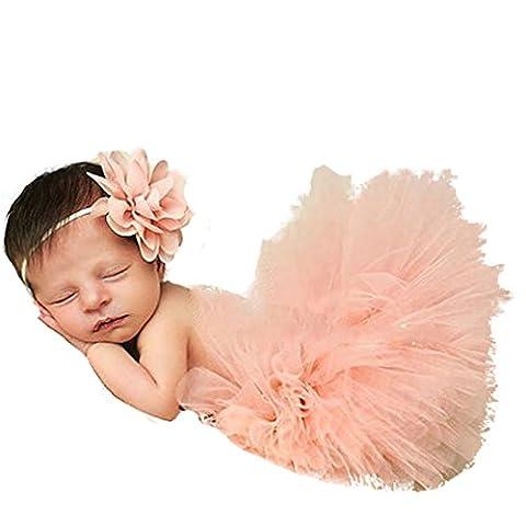 Tutu Filles Costumes - HENGSONG Costume de bébé Nouveau-né Infant Bébé