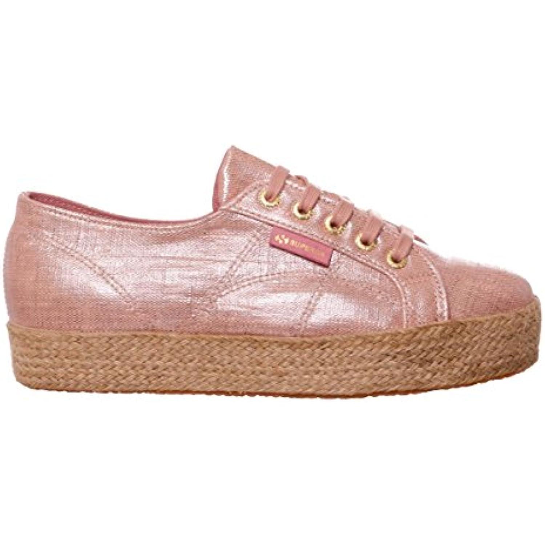Superga 2730 Linrbrropew Donna, Tela, Parent Sneaker Bassa Parent Tela, d4dada