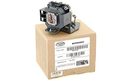 Alda PQ Original, Beamerlampe für NEC NP-M311X Projektoren, Markenlampe mit PRO-G6s Gehäuse
