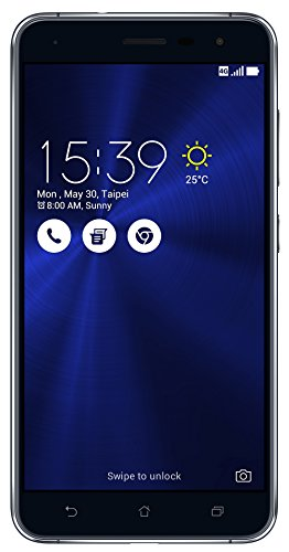 Asus Zenfone 3 (Black, 32GB) (3GB RAM) best android phones Top 10 Best Android Phones In India Under 15000 Rupees | Top Android Phones blank