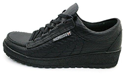 Mephisto-Chaussure Lacet-RAINBOW Marron cuir 751-Homme Black