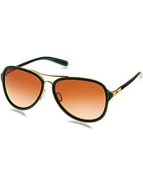 Oakley 410211, Gafas de sol, Mujer, Satin Gold / Tourmaline, 58
