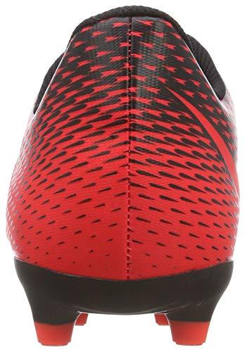 NIKE Unisex Kids    Jr  Bravata Ii  fg  Footbal Shoes  Red  Bright Crimson Black 601   5 5 UK 5 5 UK