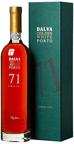 Dalva Colheita Port Golden White 1971 (1 x 0.5 l)