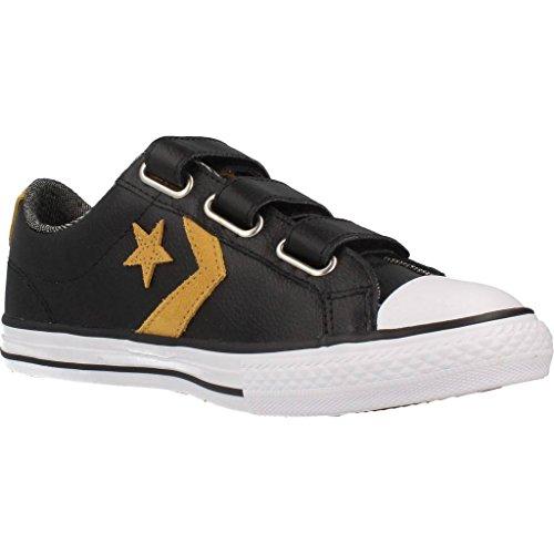 Sandalen/Sandaletten Jungen, farbe Schwarz , marke CONVERSE, modell Sandalen/Sandaletten Jungen CONVERSE STAR PLAYER 3V OX Schwarz Schwarz