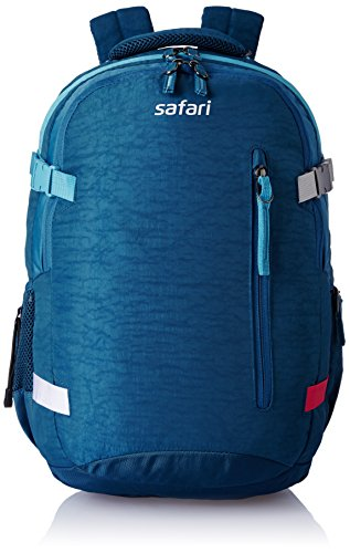 SafariBlue Laptop Backpack (Signature Blue)