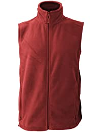 Russell Jerzees Colours - Gilet polaire sans manches - Homme