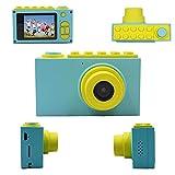 Fotocamera Digitale Per Bambini E Schermo IPS Da 2 Pollici IP HD Schermata Di Grandi Dimensioni Foto Registrazione Video Timing Di Scatto Continuo Per Bambini Da 3 A 9 Anni