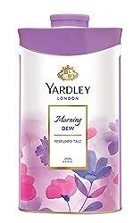 Yardley London - Morning Dew Perfumed Talc for Women, 250g