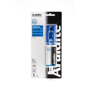ARALDITE ARA-400005 15 ml x2 Tube Zweikomponentenklebstoff, extra schnell