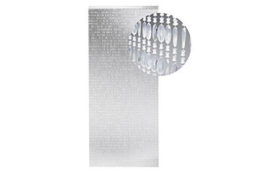 Kobolo Türvorhang Diamonds Perlenvorhang 90x200 cm